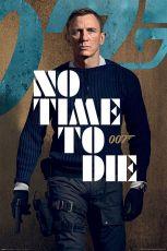 James Bond No Time To Die Plakát Pack James Stance 61 x 91 cm (5)
