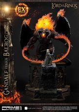 Lord of the Rings Sochy Gandalf Vs. Balrog & Gandalf Vs. Balrog Exclusive 79 cm Sada (3)
