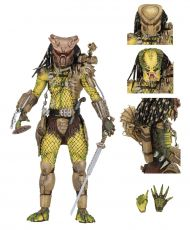 Predator 1718 Akční Figure Ultimate Elder: The Golden Angel 21 cm
