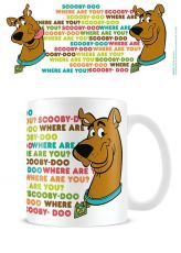 Scooby Doo Hrnek Where are you?