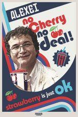 Stranger Things Plakát Pack No Cherry No Deal 61 x 91 cm (5)