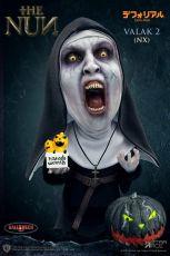 The Nun Defo-Real Series Soft vinylová Figure Valak 2 Halloween Verze (Open Mouth) 15 cm