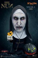 The Nun Defo-Real Series Soft vinylová Figure Valak Halloween Verze 15 cm