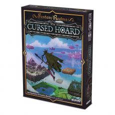 WizKids Card Game Fantasy Realms: The Cursed Hoard Anglická