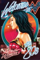 Wonder Woman 1984 Plakát Pack Welcome To The 80s 61 x 91 cm (5)