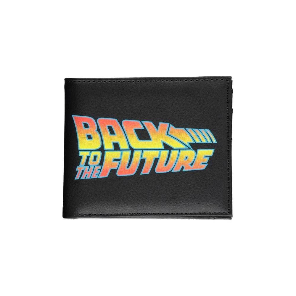 Back To The Future Bifold Peněženka Title Difuzed