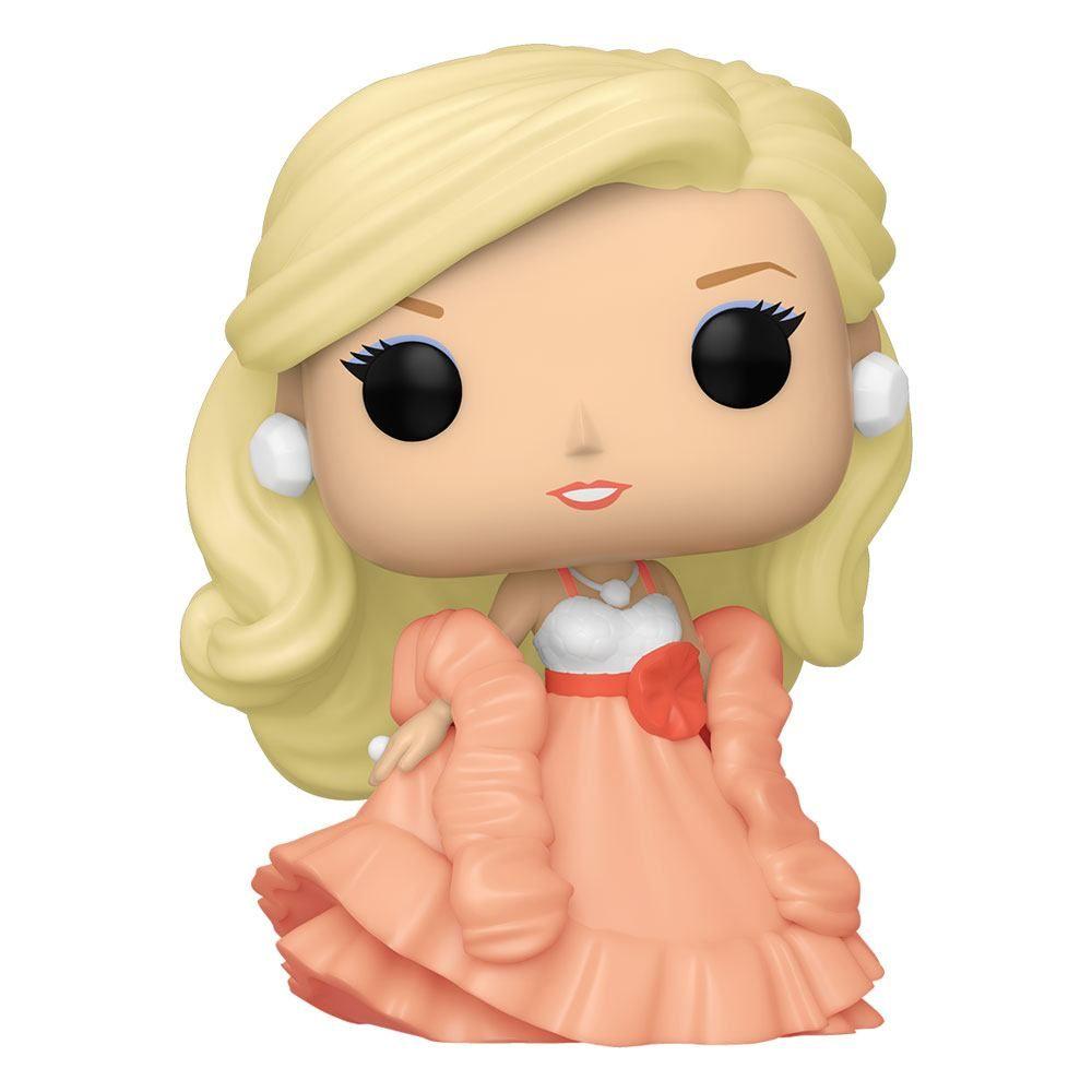 Barbie POP! vinylová Figure Peaches N Cream Barbie 9 cm Funko