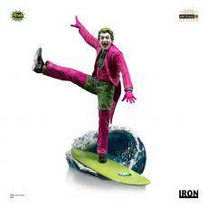 Batman 1966 Deluxe BDS Art Scale Soška 1/10 The Joker 23 cm