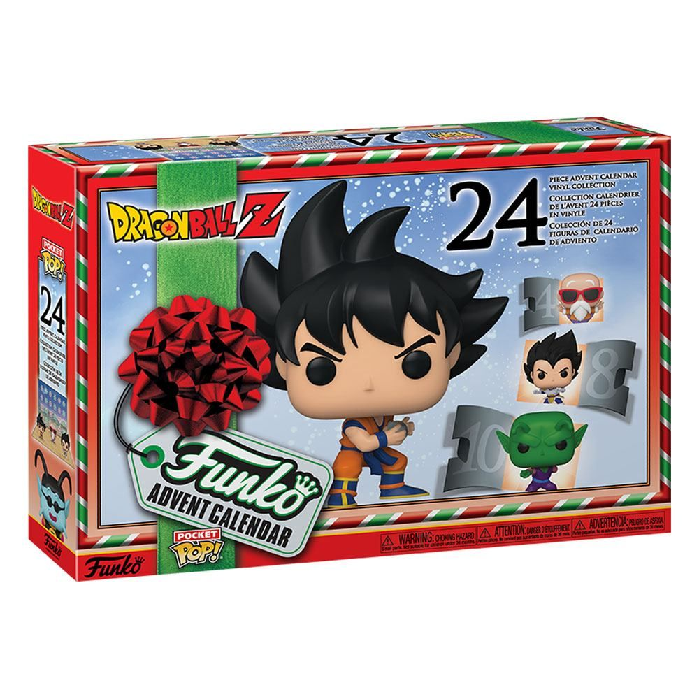 Dragon Ball Z Pocket POP! Advent Kalendář Funko