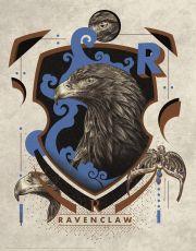 Harry Potter Art Print Havraspár 36 x 28 cm