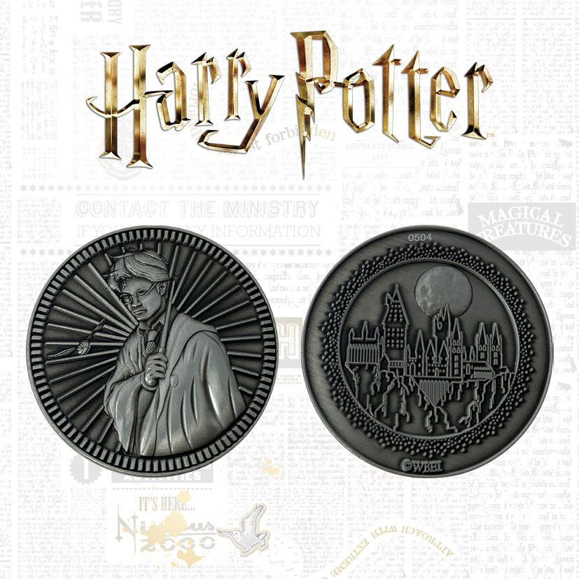 Harry Potter Collectable Coin Harry Limited Edition FaNaTtik
