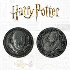 Harry Potter Collectable Coin Voldemort Limited Edition
