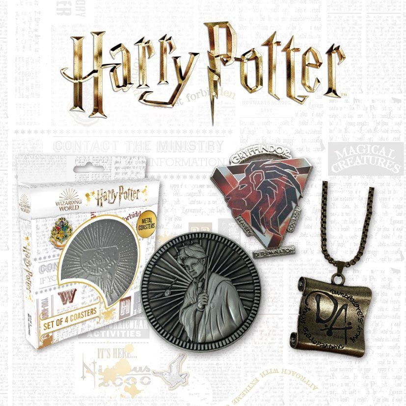 Harry Potter Collector Dárkový Box FaNaTtik