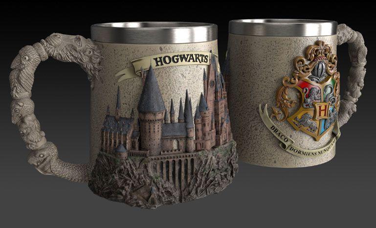 Harry Potter Hrnek Bradavice School Pyramid International