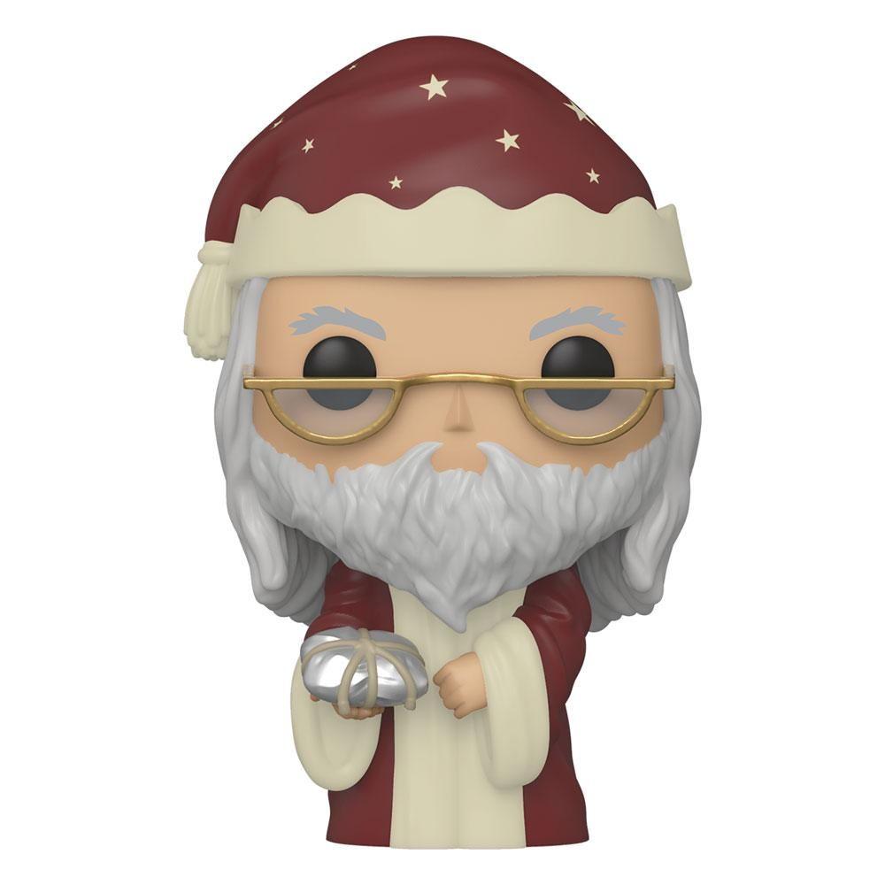 Harry Potter POP! vinylová Figure Holiday Albus Dumbledore 9 cm Funko