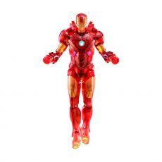 Iron Man 2 MM Akční Figure 1/6 Iron Man Mark IV (Holographic Version) 2020 Toy Fair Exclusive 30 cm