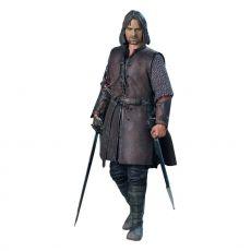Lord of the Rings Akční Figure 1/6 Aragorn at Helm's Deep 30 cm