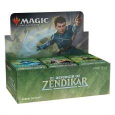 Magic the Gathering El resurgir de Zendikar Draft Booster Display (36) spanish
