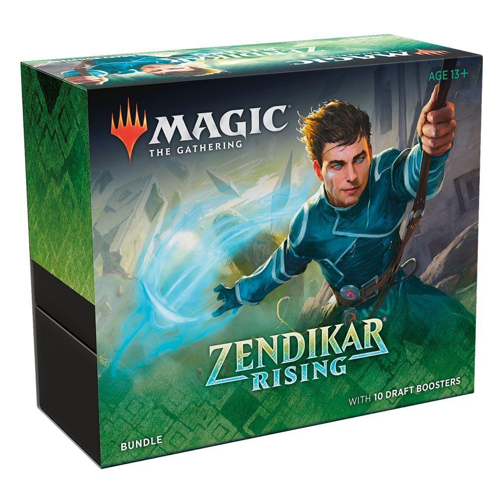 Magic the Gathering Zendikar Rising Bundle Anglická Wizards of the Coast