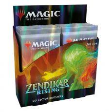 Magic the Gathering Zendikar Rising Collector Booster Display (12) Anglická