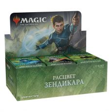 Magic the Gathering Zendikar Rising Draft Booster Display (36) russian