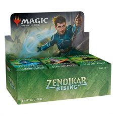Magic the Gathering Zendikar Rising Draft Booster Display (36) Anglická