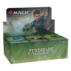 Magic the Gathering Zendikars Erneuerung Draft Booster Display (36) Německá