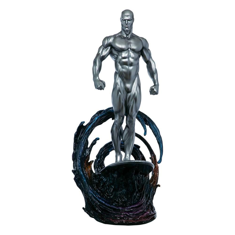 Marvel Maketa Silver Surfer 65 cm Sideshow Collectibles