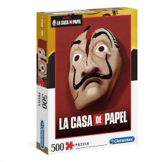 Money Heist Jigsaw Puzzle Mask (500 pieces)
