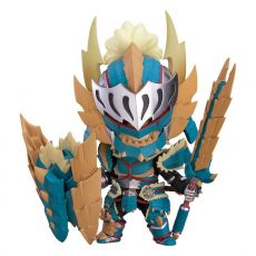 Monster Hunter World Iceborne Nendoroid Akční Figure Hunter Male Zinogre Alpha Armor 10 cm
