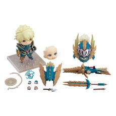 Monster Hunter World Iceborne Nendoroid Akční Figure Hunter Male Zinogre Alpha Armor Ver. DX 10 cm