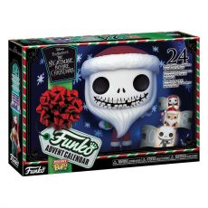Nightmare Before Christmas Pocket POP! Advent Kalendář