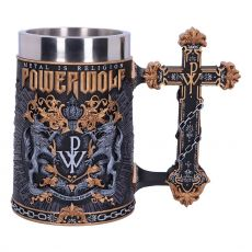 Powerwolf Tankard Logo