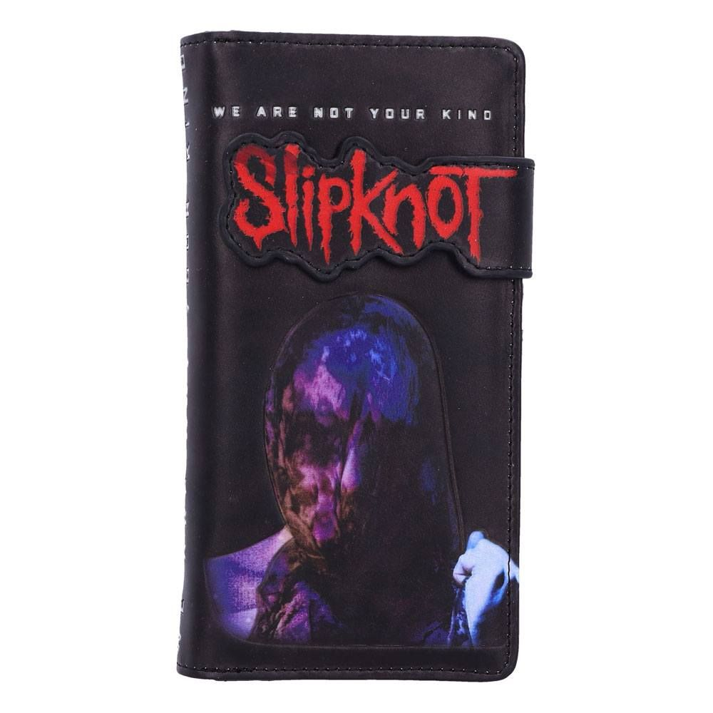 Slipknot Purse We Are Not Your Kind 18 cm Nemesis Now