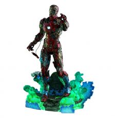 Spider-Man: Far From Home MMS PVC Akční Figure 1/6 Mysterio's Iron Man Illusion 32 cm