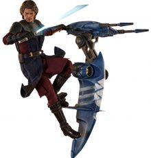 Star Wars The Clone Wars Akční Figure 1/6 Anakin Skywalker & STAP 31 cm