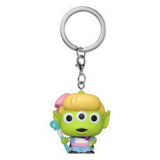 Toy Story Pocket POP! vinylová Keychain Alien as Bo Peep 4 cm
