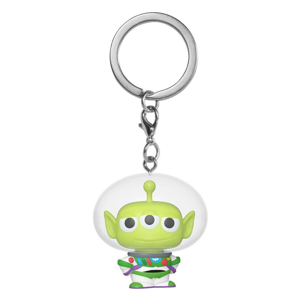 Toy Story Pocket POP! vinylová Keychain Alien as Buzz 4 cm Funko