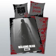 Walking Dead Povlečení Set Daryl Dixon 135 x 200 cm / 80 x 80 cm