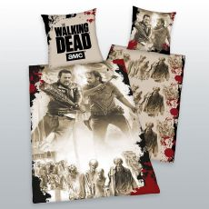 Walking Dead Povlečení Set Tag Team 135 x 200 cm / 80 x 80 cm