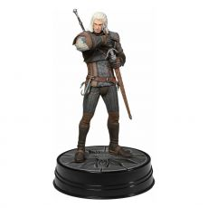 Witcher 3 Wild Hunt PVC Soška Heart of Stone Geralt Deluxe 24 cm