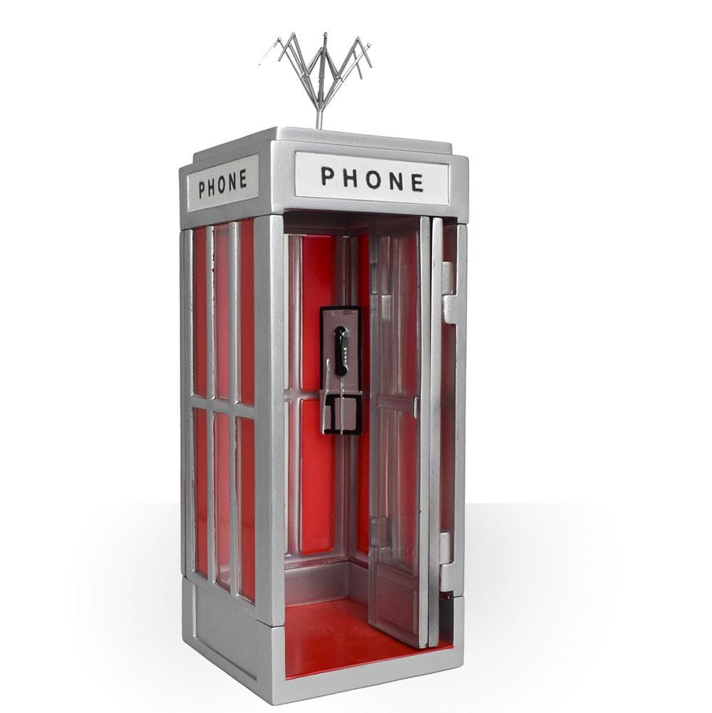 Bill & Ted's Excellent Adventure FigBiz Phone Booth Incendium