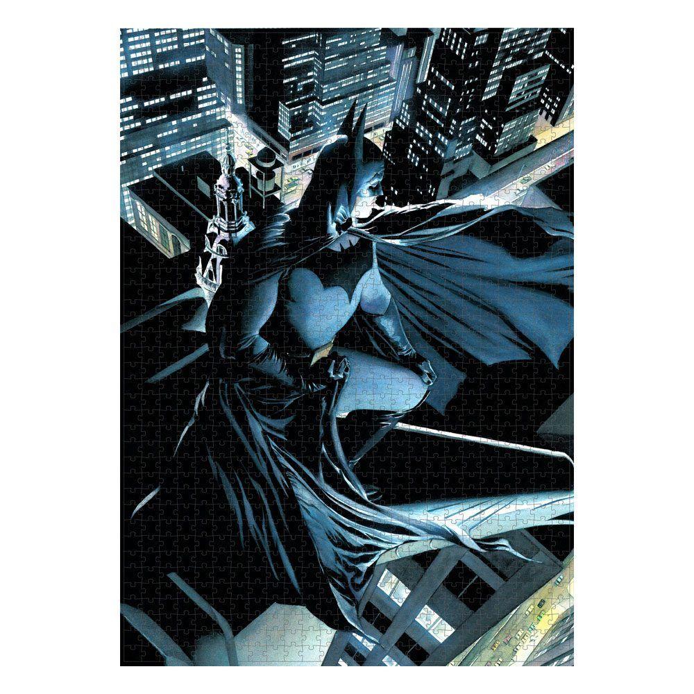 DC Comics Jigsaw Puzzle Batman Vigilant SD Toys