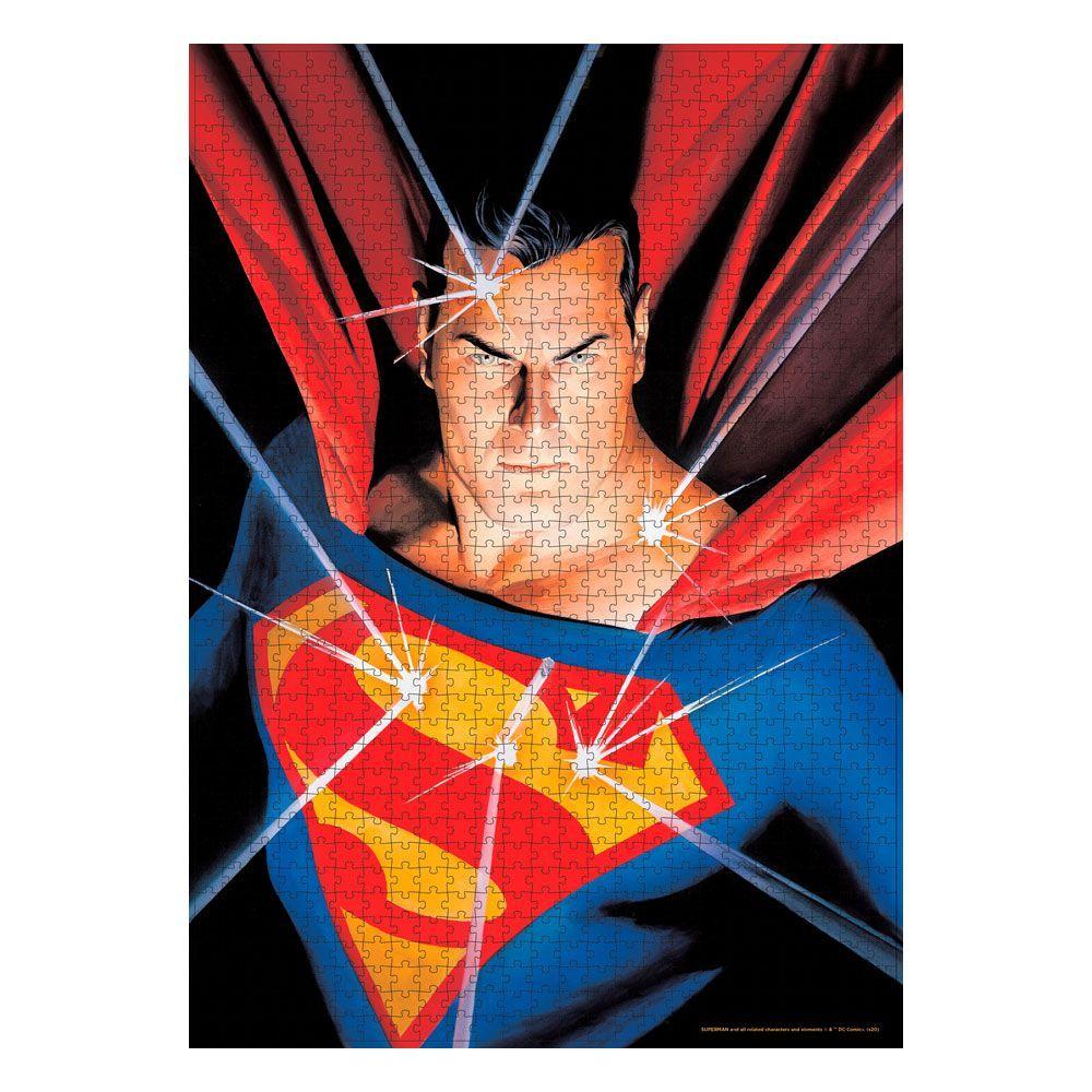 DC Comics Jigsaw Puzzle Superman SD Toys