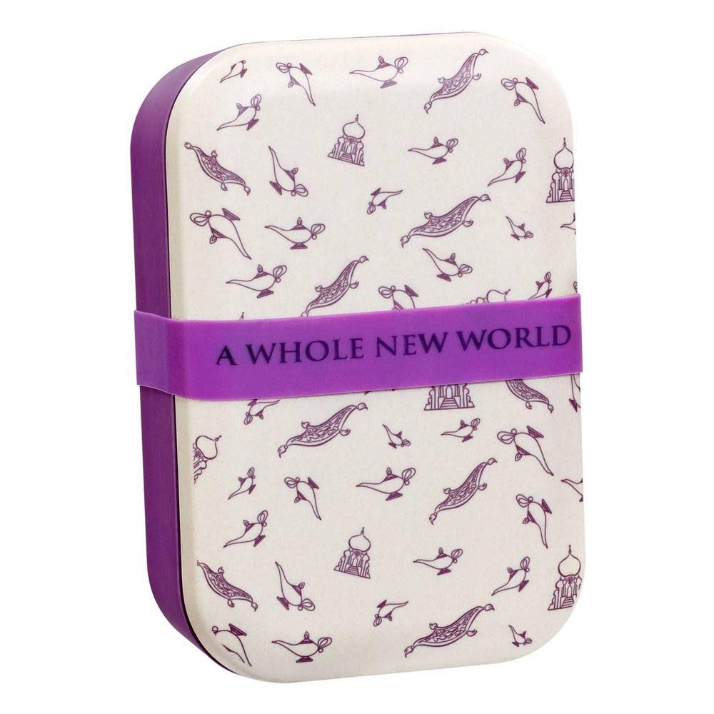 Disney Bamboo Lunch Box A Whole New World Funko