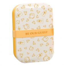Disney Bamboo Lunch Box Be Our Guest