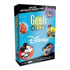 Disney Party Game Geek Out! Anglická Verze