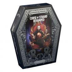 Dungeons & Dragons RPG Box Set Curse of Strahd: Revamped Anglická