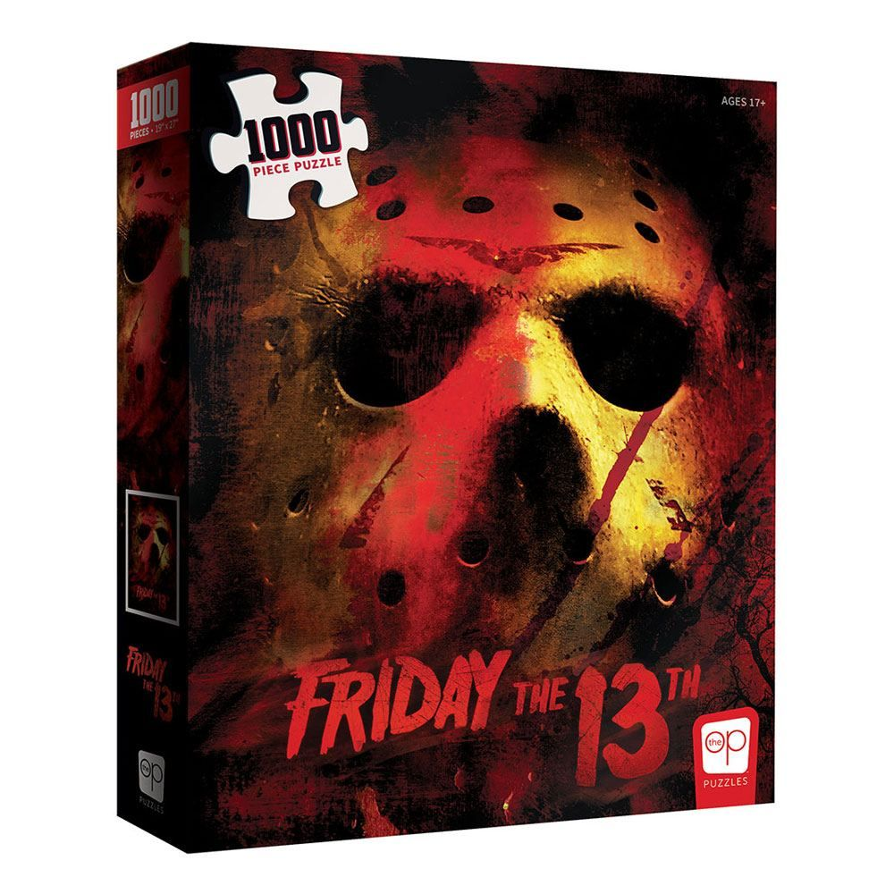 Friday the 13th Jigsaw Puzzle Friday the 13th (1000 pieces) USAopoly