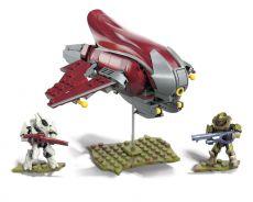 Halo Infinite Mega Construx Pro Builders Construction Set Banshee Breakout